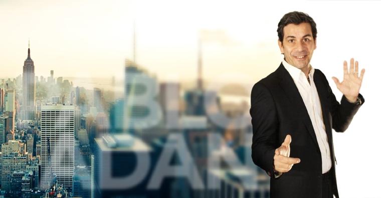 Pablo Adan formador y conferenciante de marca personal