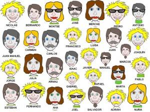 Mil caras tipos de marca personal pablo adan. ejemplos de marca personal