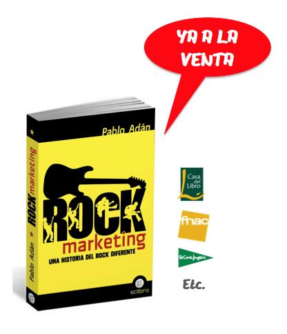 Libro rock marketing