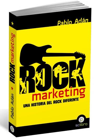 rock marketing, libro rock,