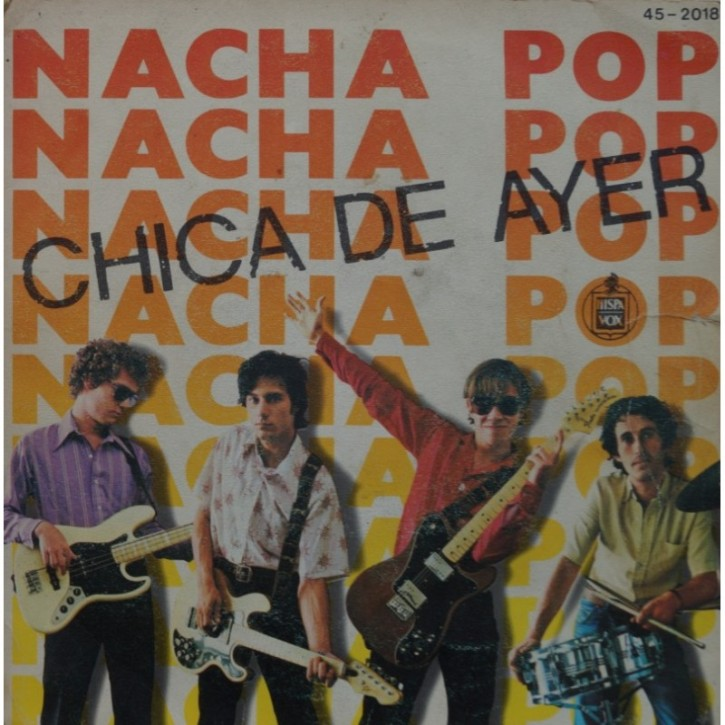 nacha Pop, la chica de ayer